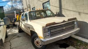 1986 Chevrolet Other Custom C30 Pickup Truck