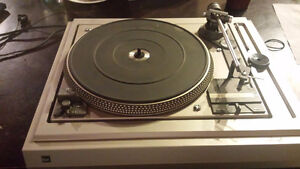 Dual record player for sale