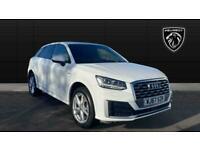 2017 Audi Q2 1.4 TFSI S Line 5dr Petrol Estate Estate Petrol Manual