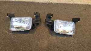 Fog light Nissan Altima 1998-1999