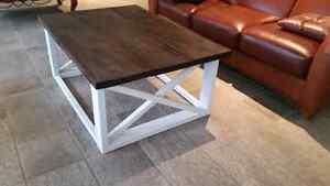 Handmade Rustic Farm style Coffee Table
