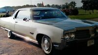1969 Olds 98