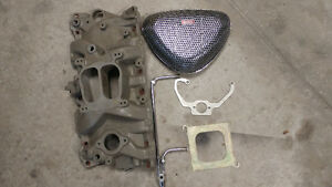 Sbc intake and accessories