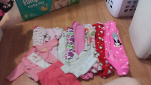 Baby girl cloths for sale.