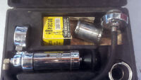 Stant ST-255A Cooling System Pressure Tester Kit Used