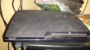 Sony PS3 System & Blu Ray/Dvd Player