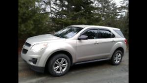 2012 chevy equinox AWD