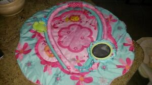 Bright Stars Play Mat - for girls Kitchener / Waterloo Kitchener Area image 2