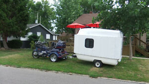 1988 Honda Goldwing Trike and camper Windsor Region Ontario image 10