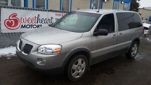 2008 PONTIAC MONTANA LIKE NEW LOW KMS 90 DAYS NO PAYMENTS