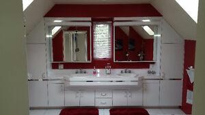 Armoire (vanité) Salle de bain