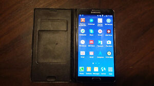 Samsung Galaxy Note 3  Black Unlocked Excellent Condition