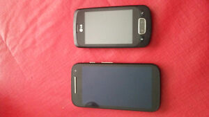 2 Cell phones