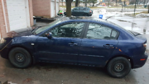 Mazda 3 2008 great running condition