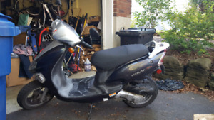 Scooter kymco vitality 2t 70cc 2008