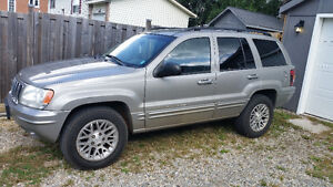 Trade for GMC or Chev pickup Jeep Grand Cherokee SUV, Crossover
