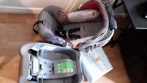 Car seat safety 1st. And diaper buggies side 1