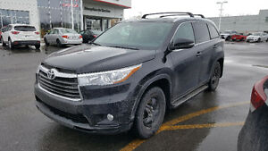 2016 Toyota Highlander Transfer de location