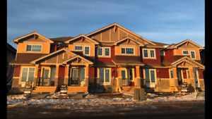NO CONDO FEE - LUXURY TOWNHOUSES WITH BUILT DOUBLE GARAGE!!