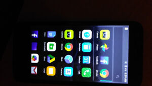 Freedom mobile Alcatel Android