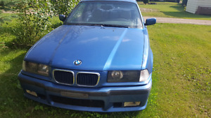 1997 bmw 328I M series ONLY 73224 km on car