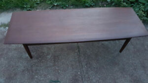 1960's Teak Coffee table - Imperial Stratford