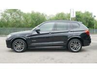 2014 BMW X3 xDrive20d M Sport 5dr Step Auto SUV diesel Automatic
