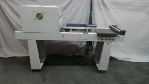 Used Shrink Wrap Machine - Saturn Alpha Shrink Wrapper (101)