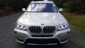 2012 BMW X3 35i SUV, Crossover