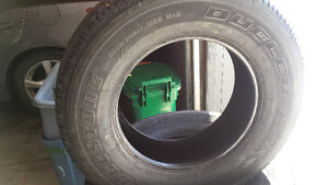 Tires for Pickup