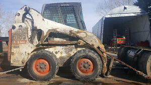 Bobcat Skid Steer S185