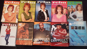 Reba McEntire DVD All Episodes Of Seasons 1-6 Like New