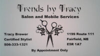 Mobile hair services