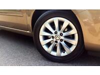 2014 Vauxhall Zafira 1.8i Design Nav 5dr Manual Petrol Estate