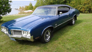 1970 Olds Cutless - For Sale