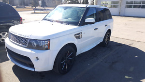 2011 Land Rover Range Rover Sport Autobiography SUV, Crossover