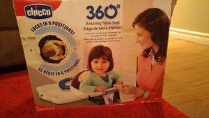 siège pour bébé chicco 360