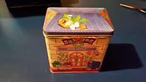 M&Ms Collectible Container
