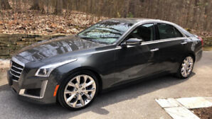 MINT 2015 Cadillac CTS 3.6L Performance