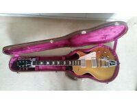 Gibson Les Paul Goldtop 1957 Reissue with Factory Bigsby