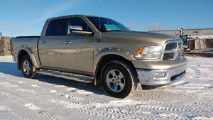 2011 Dodge Power Ram 1500 4X4 Laramie C/C 5.7L