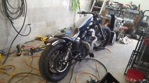 07 nightster  for sale