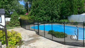 Removable Swimming pool fence Trenton, Ontario