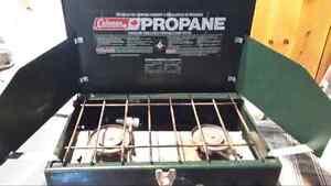 Colman propane cook stove