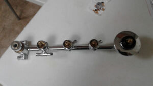Shower thermostatic 6 jets valves body