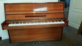 Upright Hermann Mayr Piano