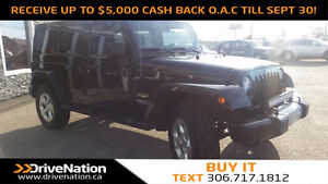 2013 Jeep Wrangler Unlimited Sahara Other