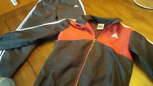 Adidas Windbreaker Pant and Jacket Suit