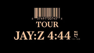 Jay-Z 4:44 November 23 - Section 120 Row 22 (two tickets)