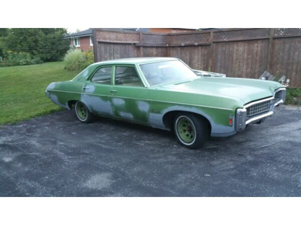 Used 1969 Chevrolet Bel Air/150/210